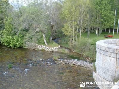 Puente del Perdón - Rascafría - Las Presillas - Valle del Paular